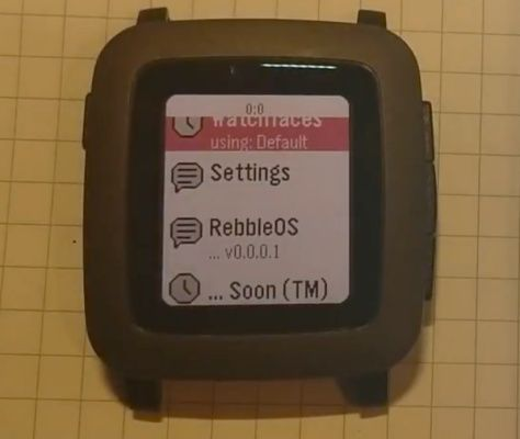 Rebble aims to make your Pebble watch keep working after Fitbit pulls the plug this summer - Liliputing