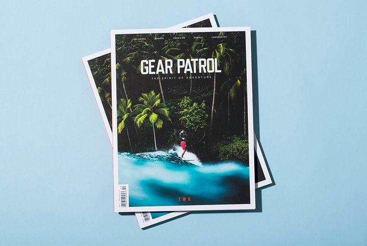 Gear Patrol Magazine Issue Two