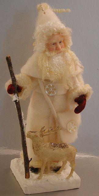 Winter White Santa | Flickr - Photo Sharing!