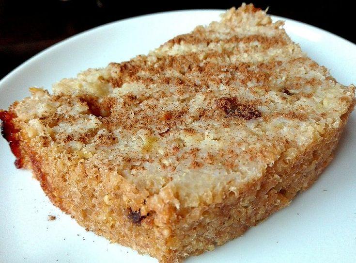 ciasto jaglano-jabłkowe