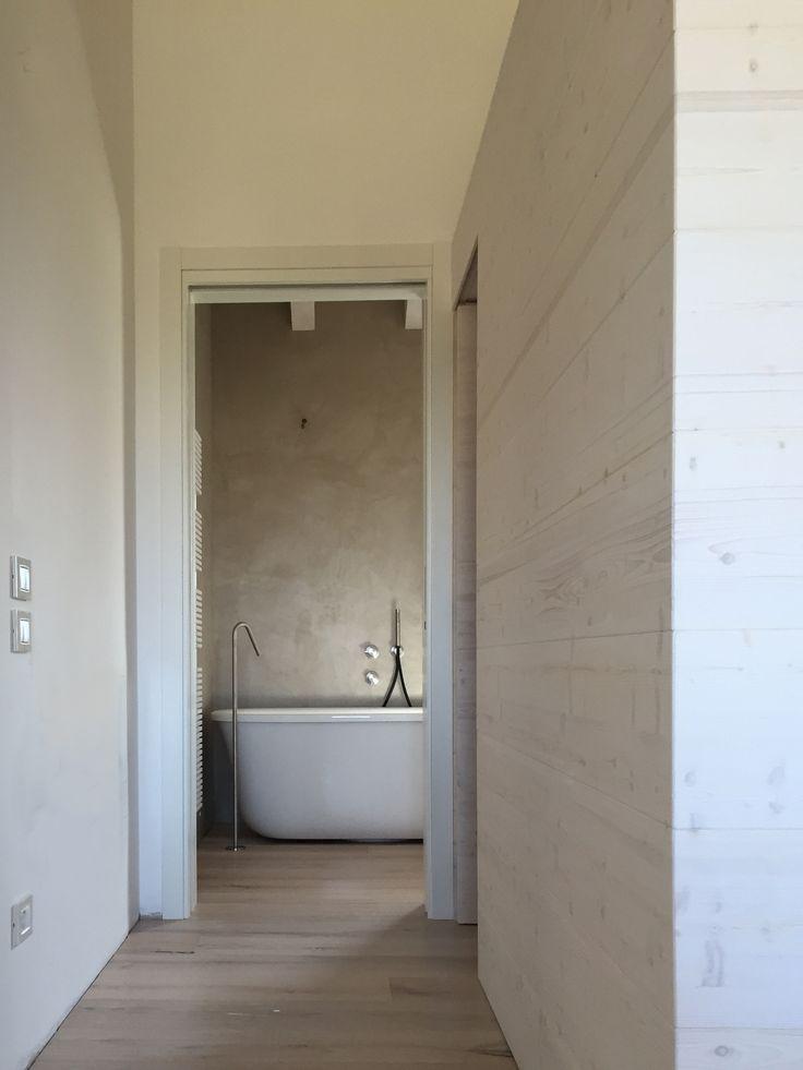 Bathroom  Country house