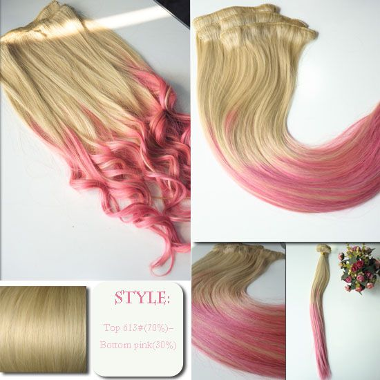 Customized Hair Extensions in 2014 Trendy Hair Colors ...
