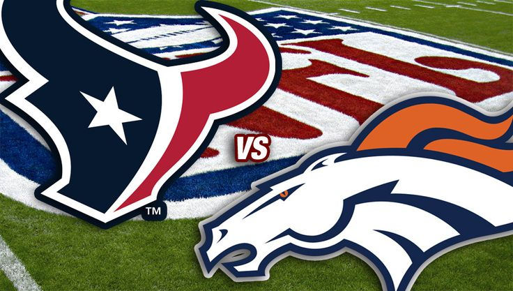 Broncos-vs-Texans for the AFC title!