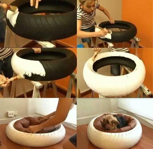 17 best images about mascotas on pinterest costura make - Como hacer una casa de perro ...
