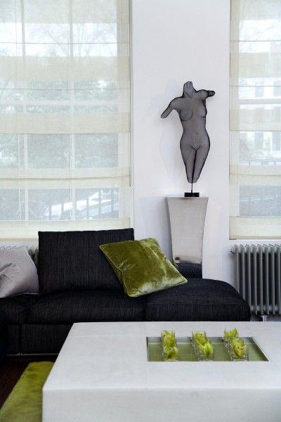 Bayswater Apartment Randy Cooper Sculpture