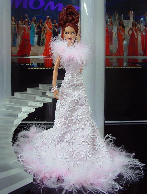 OOAK Barbie NiniMomo's Miss Arkansas 2011