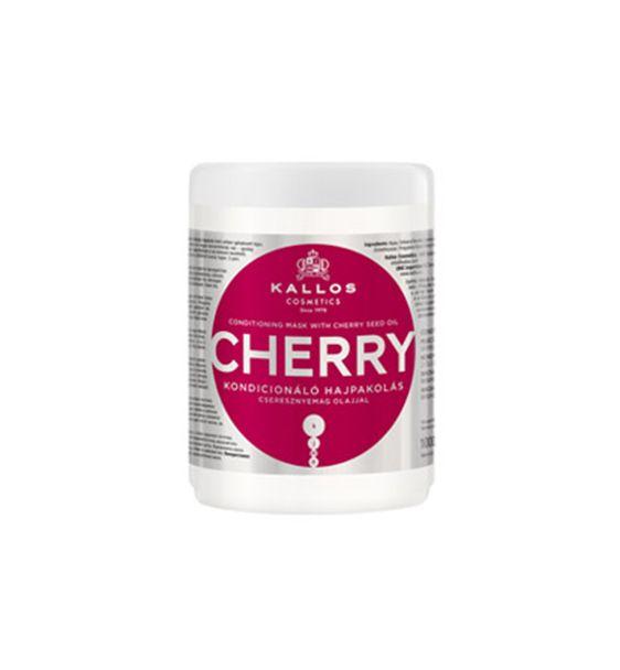 KALLOS Cherry Hair Mask 1000ml http://hairbeautycorner.gr/κατάστημα/kallos-cherry-hair-mask/