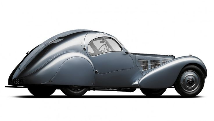 Bugatti Type 57 | Bugatti through the Ages: The Most Iconic Cars from the French Marque