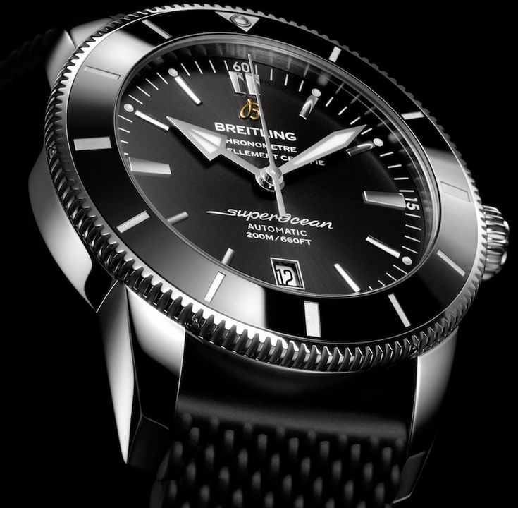 Updated Breitling Superocean Heritage II Watches With Tudor-Developed Movement Watch Releases