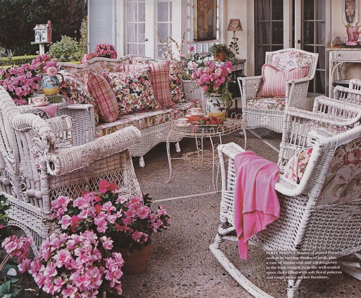 cottage style outdoor patio furniture Best 25+ Old wicker chairs ideas on Pinterest | Old wicker
