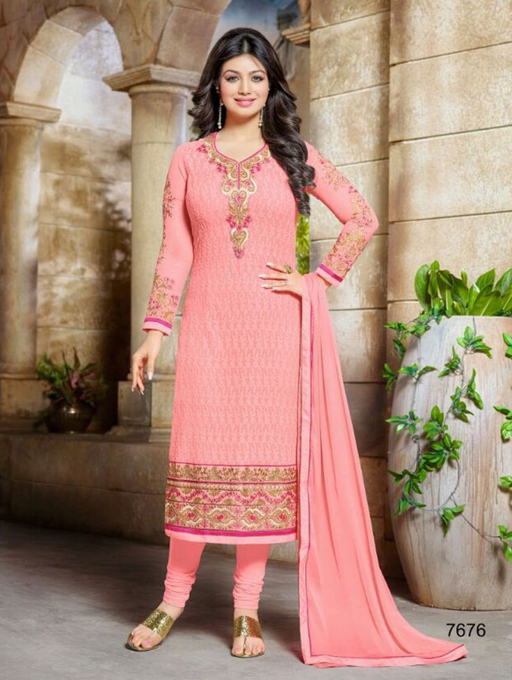 Designer Salwar Pakistani Anarkali New Kameez Suit Dress Ethnic Bollywood Indian #TanishiFashion