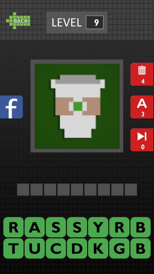 Pixel Thingy Icons