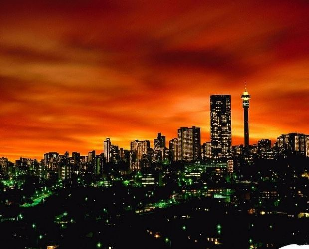 Where's the best place to watch the sunset in Jozi? – Blog – Gauteng Tourism Authority