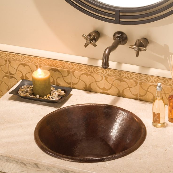 Cazo In Antique   The Cazo Copper Sink Is Made From Recycled Copper As Are  All Native Trails Sinks, Tubs And Accents. Artisan Crafted With Fair Trade  ...