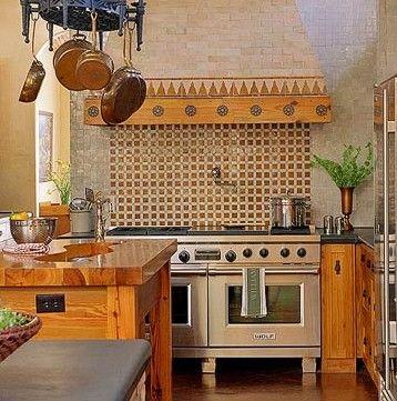 New Kitchen Ceramic Tile Backsplash Ideas