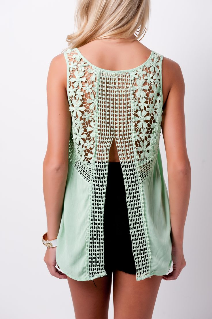 crochet top #swoonboutique♪ ♪ ... #inspiration_crochet #diy GB