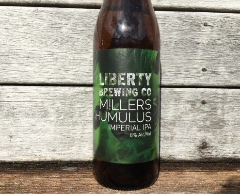 Liberty Brewing - Millers Humulus - Craft Beer Review