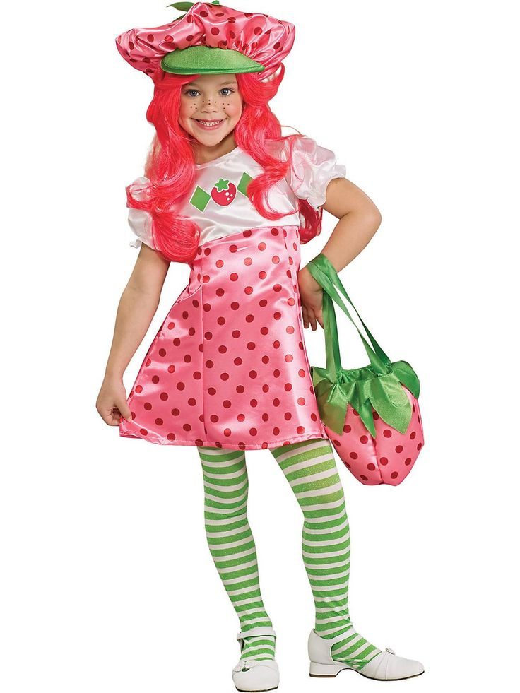 strawberry shortcake child costume wholesale strawberry shortcake costumes for girls