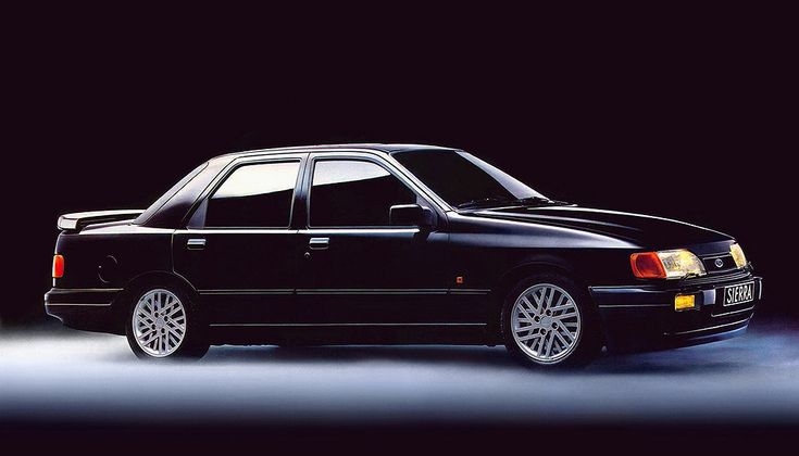 FORD Sierra Sapphire RS Cosworth #cosworth #ford #1980s #grunt #quick #petrolhead #british