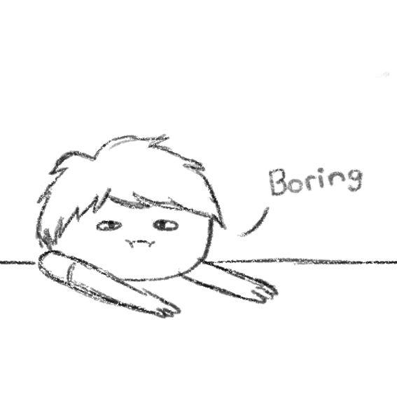 Boring by amsuherdi1111.deviantart.com on @deviantART