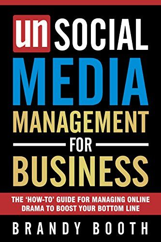Unsocial Media Management For Business: The 'How-to' Guid... https://smile.amazon.com/dp/B073FWWWRS/ref=cm_sw_r_pi_dp_x_GKBxzbPZ04E8G -- FREE as of 07/06/2017.