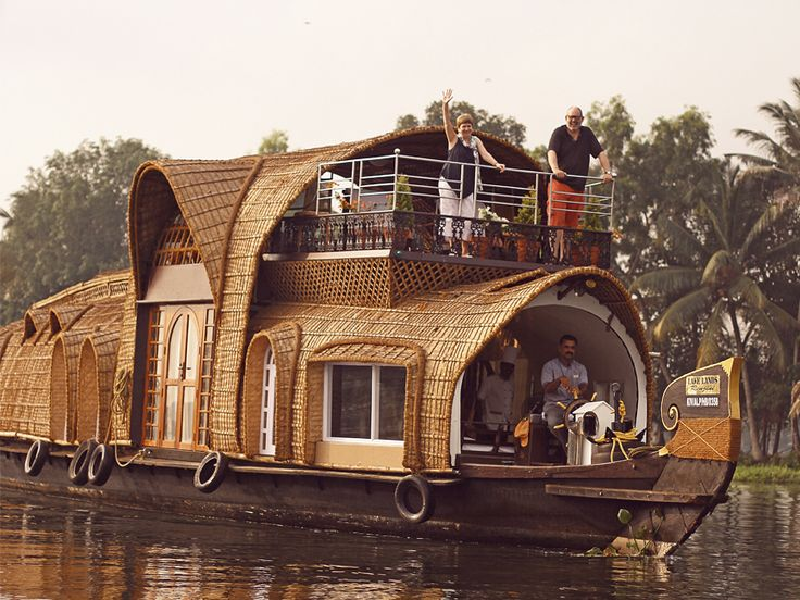Alappuzha Houseboats, Alappuzha boat house tour, Houseboats tariff & Online…