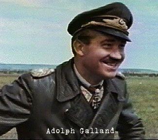 Generalleutnant Adolf Galland