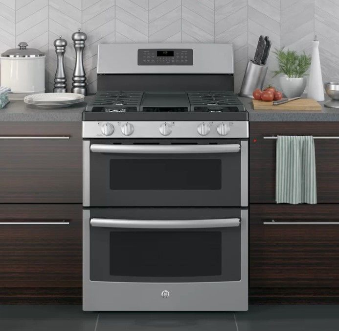 Gas Range Facts Freestanding Double Oven Double Oven Electric Range Gas Range Double Oven