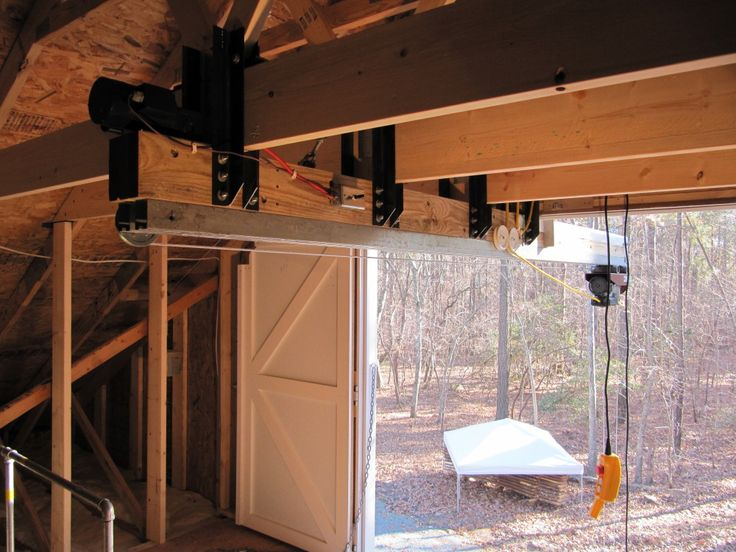 45 Best Images About Hoist To Storage Area Above Garage On