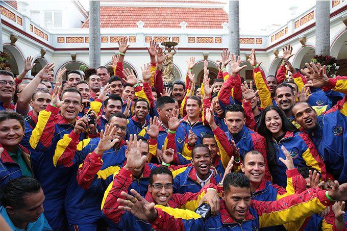 Venezuela lista para participar en Juegos XXIII Sordolímpicos 2017 #Deportes #Ultimas_Noticias