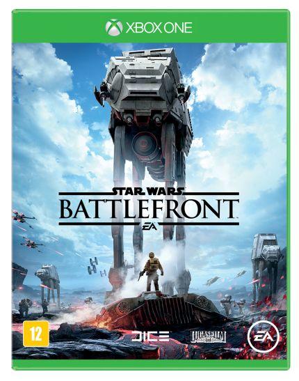[Saraiva]Star Wars - Battlefront - Xbox One R$ 89.91 + FG
