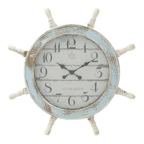 "Found it at Joss & Main - Nautical Anchor 28"" Wall Clock"