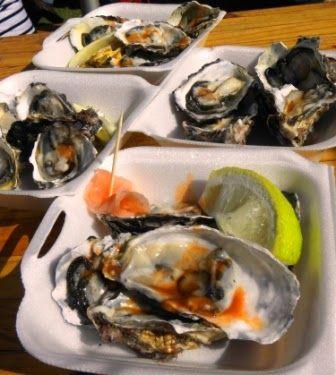 Dulcie & Cubano: Oyster Festival