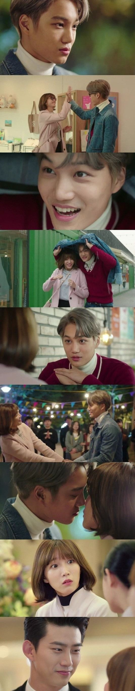 [Spoiler] Added episode 5 captures for the #kdrama 'Seven First Kisses'