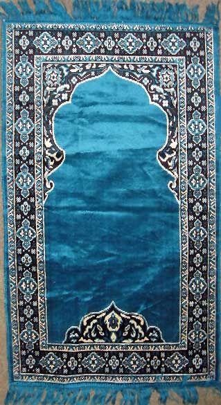 Prayer Accessories Handmade Islamic Prayer Rugs