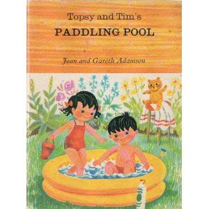 Topsy and Tim Paddling Pool