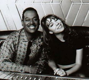 Luther Vandross & Mariah Carey 2 legends. One gone too soon =)