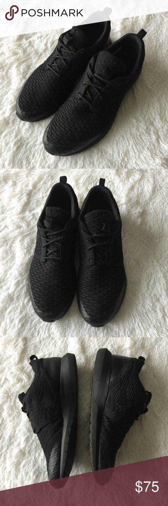 Men's Nike Roshe One Pre-loved & In Very Good Condition / Extremely Comfortable / Superior Ventilation come from the Ultra Lightweight Mesh Textile / see pic #6&7 sole is worn a tad but tons of life left Nike Shoes Sneakers