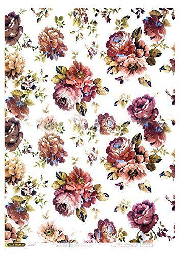 Papier de riz pour decoupage. Fleurs vintages roses et br... https://www.amazon.fr/dp/B01N393Y14/ref=cm_sw_r_pi_dp_x_0nZSybVJ9HXPP