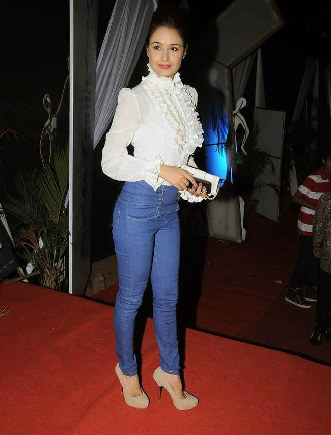 Yuvika Chaudhary #Bollywood #Fashion