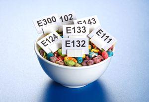 MedLab Chemiczne dodatki żywnościowe Test