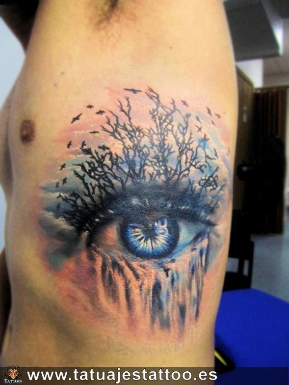 44 best images about eyes tattoo on pinterest oviedo for Cat eyes tattoo designs