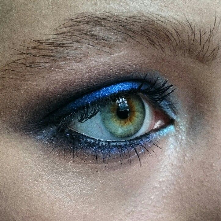 Blue Smokyeyes