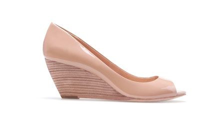 Country Road   Jemma Patent Wedge   $169