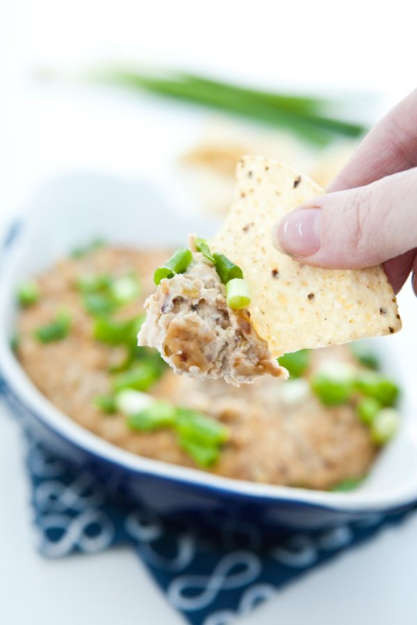 Cheesy Black Eyed Pea Jalapeno Dip by EclecticRecipes.com #recipe
