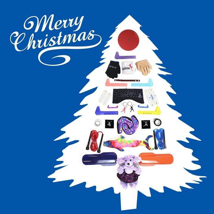 Wir wünschen allen Kunden Partnern und Freunden ein paar erholsame Feiertage!  Als kleines Geschenk gibt es mit dem Gutschein-Code MERRYXMAS vom 24. bis 26. Dezember 5% Rabatt auf alles in unserem Online-Shop. www.eiskunstlauf.shop Frohe Weihnachten!