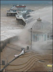 Cromer Pier, Norfolk, England, built in 1922 though there are records of a pier as far back as 1391  (Pic: Keith Deacon)