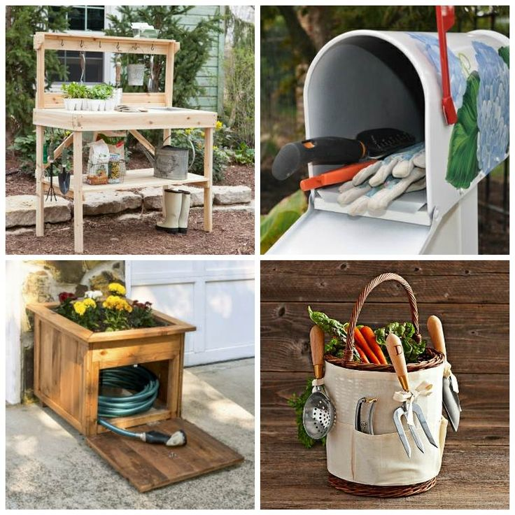 Best 25+ Rangement outils jardin ideas on Pinterest ...
