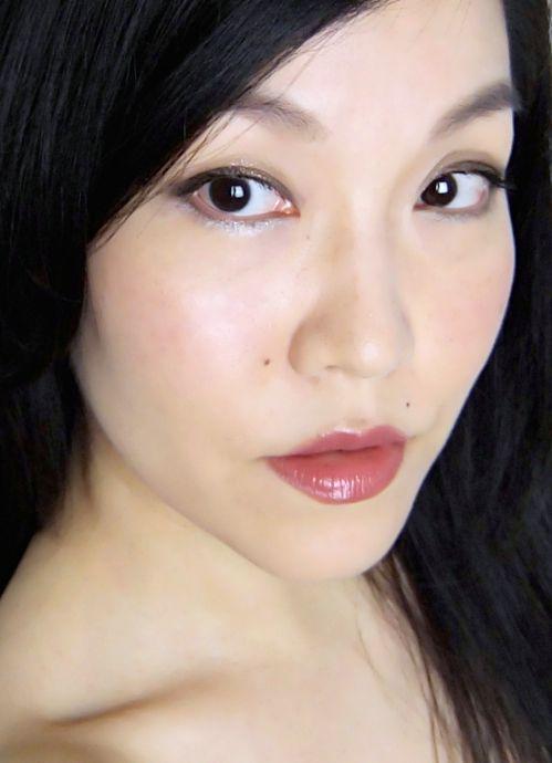 Make Up For Ever Rouge Artist Natural N9 FOTD
