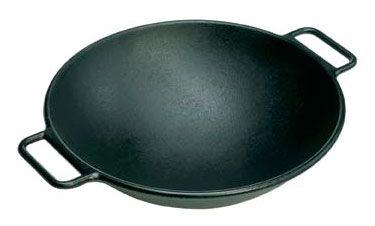 My next purchase! Cast iron wok!